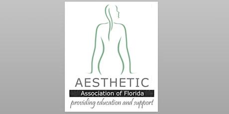 Aesthetic Association of Florida tickets