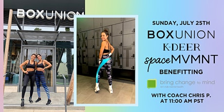 Join BoxUnion, spaceMVMNT, & K-Deer for a Special Class tickets