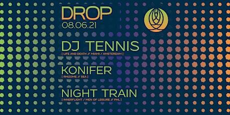 Innerflight » DROP: DJ Tennis › Konifer › Night Train tickets