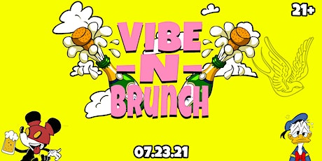 VIBE -N- Brunch at The Harbor on Sunday tickets