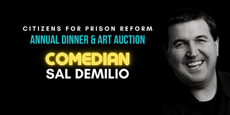 Citizens for Prison Reform Annual Dinner & Art Auction tickets