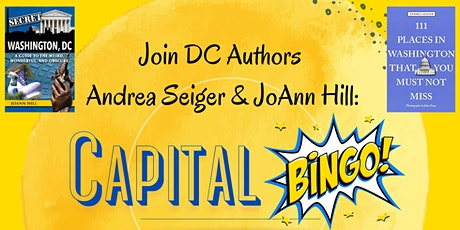 The easiest way to get lucky in DC - Capital BINGO!! tickets