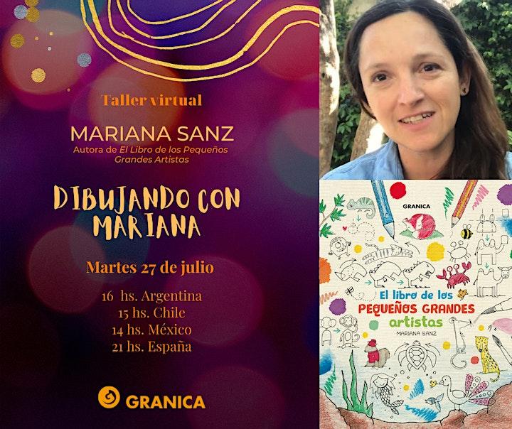 Imagen de Dibujando con Mariana