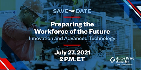 Preparing the Workforce of the Future tickets