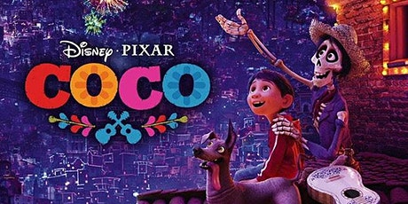 Movies in the Park: Coco tickets