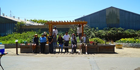 VOLUNTEER at the Greenway Community Garden! - August 14th, 2021 tickets