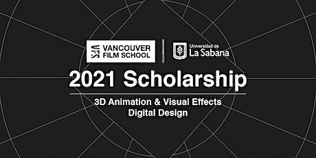 The 2021 Universidad de la Sabana Scholarships entradas