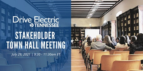 DriveElectricTN Annual Town Hall Tickets