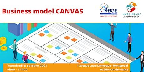 Atelier méthodologique : Business model Canvas tickets