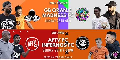 ReplayMe League Super Sunday tickets