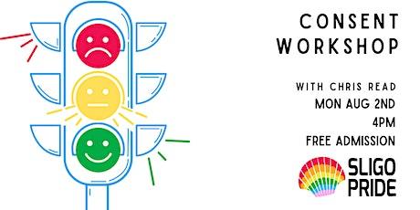 Consent Workshop tickets