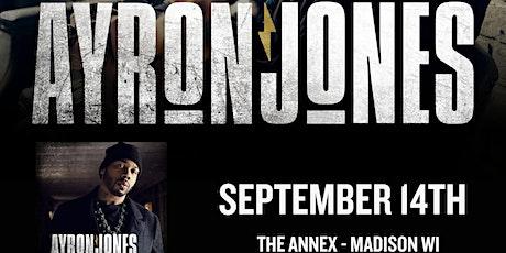 Ayron Jones  @ The Annex - $15 tickets