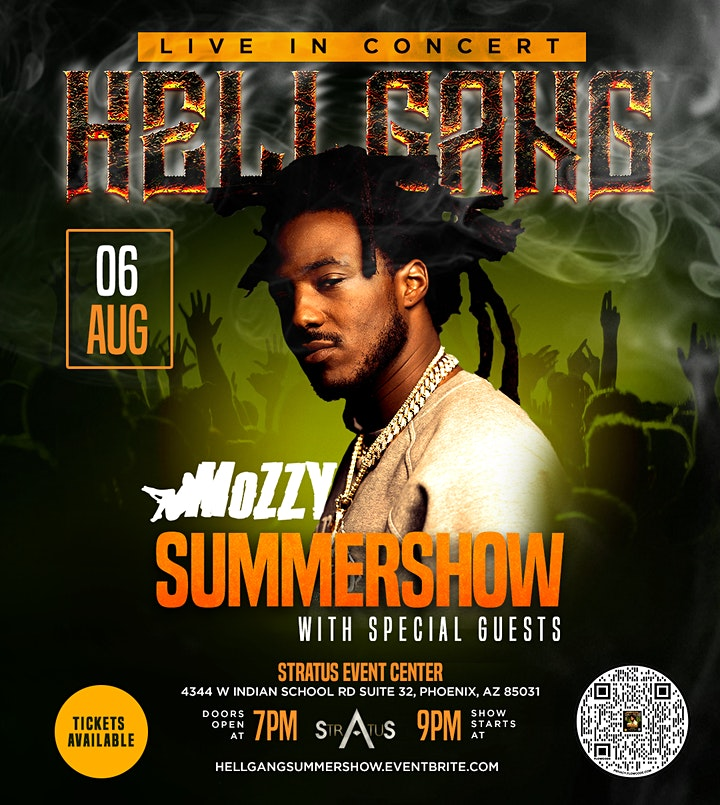 Hell Gang Summer Show (Mozzy) image
