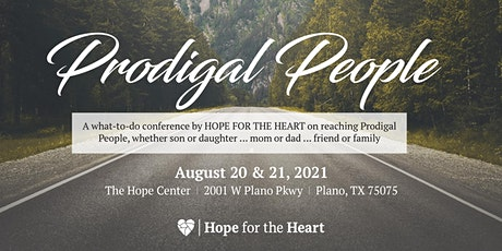 Prodigal People: A What-To-Do Conference on Reaching Prodigal People tickets