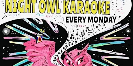 Monday Night Karaoke! tickets