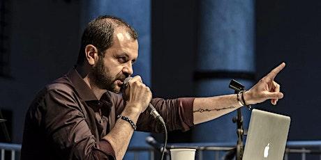 Valerio Vigliaturo: Amori & Disincanti - Reading sonorizzato con Ramon Moro biglietti