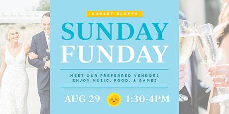 Sunset Bluffs ☀️ Summer Sunday FunDay ☀️ tickets