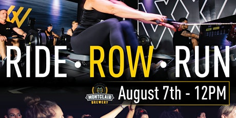Ride Row Run with us! tickets