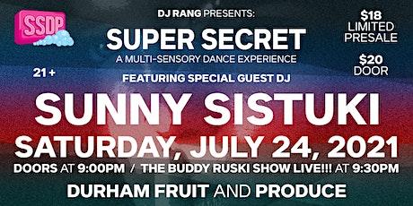 Super Secret Dance Party! tickets