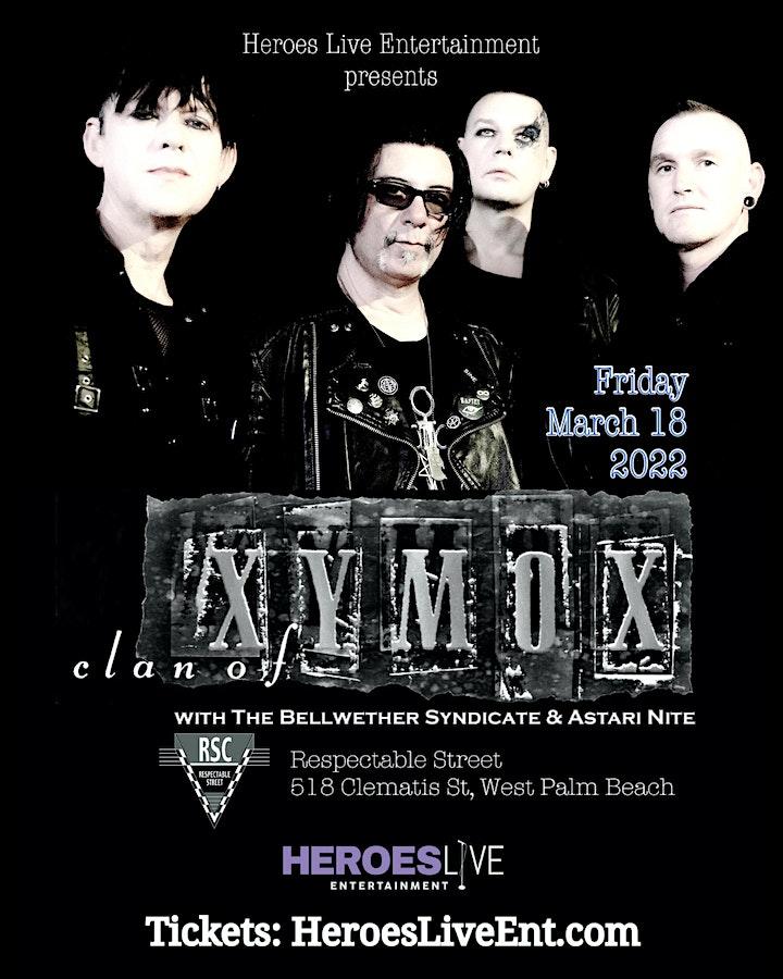 Clan Of Xymox image