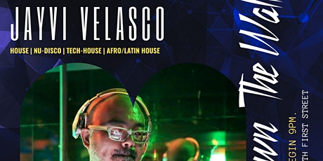 Bring Down The Walls with Guest DJ Jayvi Velasco tickets