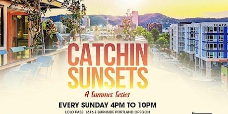 Catchin Sunsets Rooftop Party. Djsolo Pdx/ ValanPrime/Myrie tickets