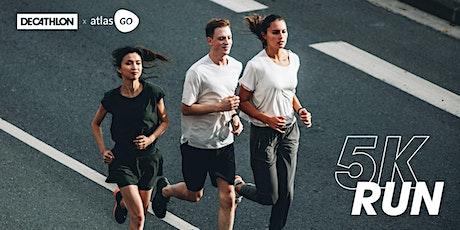 Let's Run Hosted by Decathlon x atlasGO tickets