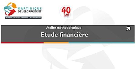 Atelier méthodologique : Etude financière tickets