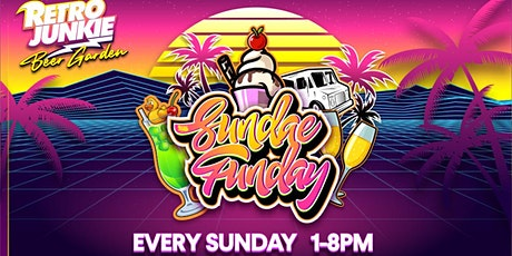 Sundae Funday - Food, Games, Music and Mimosas with live DJs! tickets