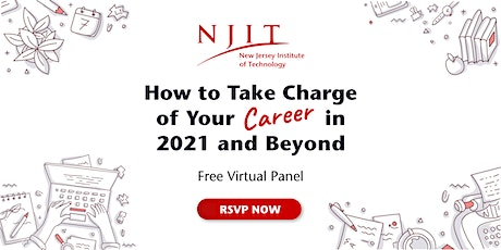 How to Take Charge of Your Career in 2021 and Beyond tickets