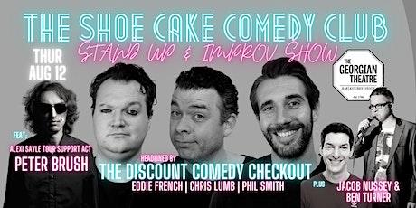 The Shoe Cake Comedy Club Stand Up & Improv Show tickets