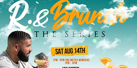 R. & BRUNCH the series tickets