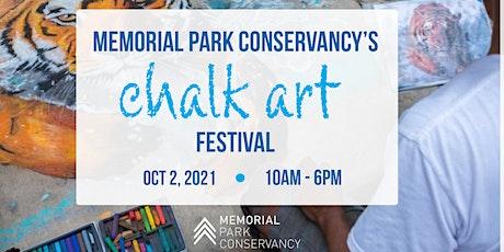 2021 Chalk Art Festival tickets