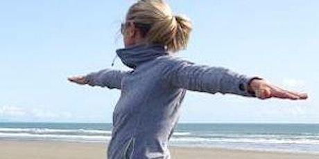 Yoga with Michelle Dahl at Swan Island Dahlias tickets