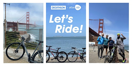 Let's Bike Hosted by Decathlon x atlasGO tickets