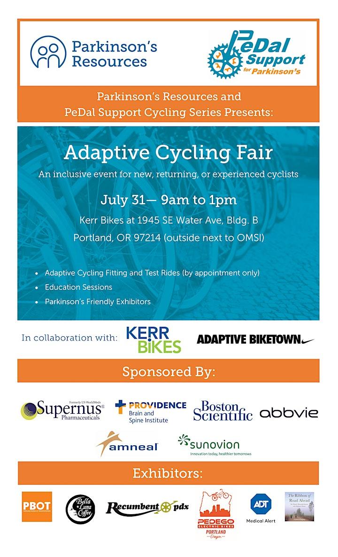 Adaptive Cycling Fair image