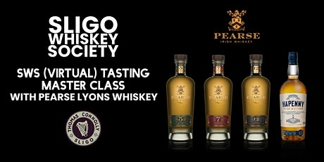 SWS tasting master class with Pearse Lyons Distillery tickets