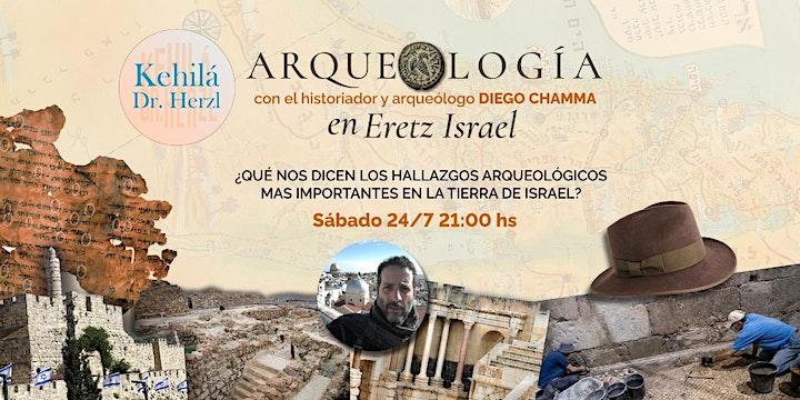Imagen de ARQUEOLOGÍA EN ERETZ ISRAEL: ¿QUE NOS DICEN LOS ÚLTIMOS HALLAZGOS?