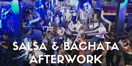 Live Music: Salsa & Bachata After Work Thursday at Sambuca Downtown tickets