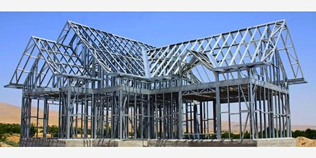 Innovative Green Stronger  Steel Frame- Fire & Earthquake Resistant Home tickets