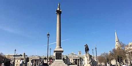 Trafalgar Square: a London Virtual Tour. tickets