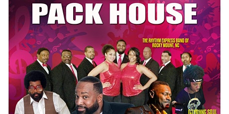 PACK HOUSE LIVE MUSIC & COMEDY SERIES tickets