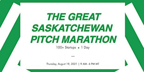 Great Saskatchewan Pitch Marathon 2021 tickets