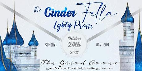 CinderFella LGBTQ+ Prom tickets