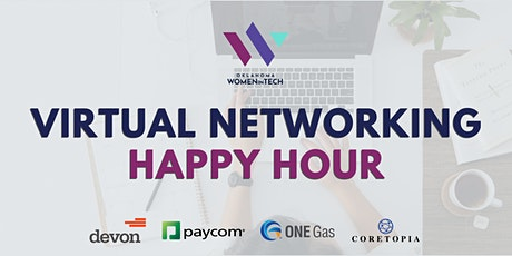 July Virtual Networking  Happy Hour tickets