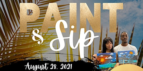 Paint & Sip at The Shop tickets
