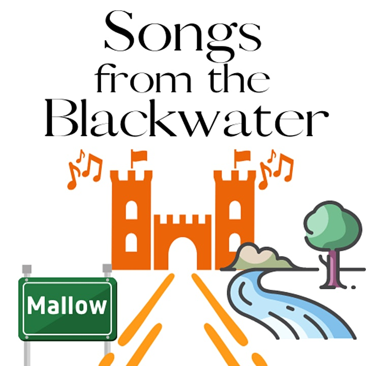 Songs from the Blackwater. 1 day music festival at Mallow Castle image