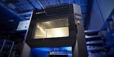 Nuevas tecnologías de Impresión 3D en la Industria Aeroespacial entradas