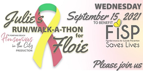 Julie's Run/Walk-a-thon for Floie to Benefit FISP/MHA tickets