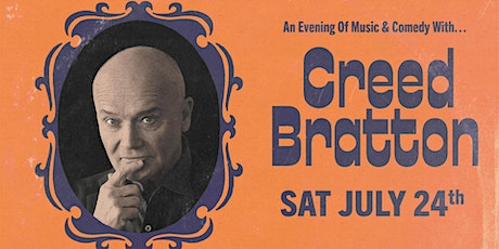An Evening of Music and Comedy with Creed Bratton tickets